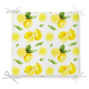 Perna pentru scaun galbena Lemons
